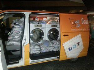Kisah Inspiratif Membuat Laundry Keliling Bagi Para Tunawisma