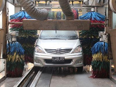 Tips Tersembunyi ketika Mencuci Kendaraan