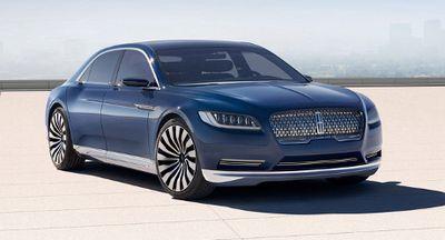 Lincoln Continental Teranyar Lahir Awal Tahun Depan
