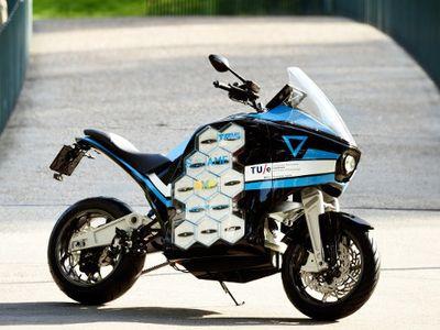 Ini Motor Listrik Buatan Mahasiswa Belanda