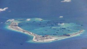 Cina Peringatkan AS Soal Laut Cina Selatan