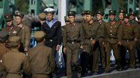 Korea Utara Gelar Parade Besar Peringati 70 Tahun Partai Berkuasa