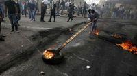 Roket dari Gaza Mendarat di Israel