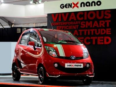 Genjot Kembali Penjualan, Tata Motors Tawarkan Nano Gen X