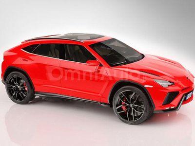 Inikah Versi Produksi SUV Lamborghini Urus?