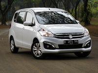 Suzuki Ertiga, Lebih Stylish dan Nyaman