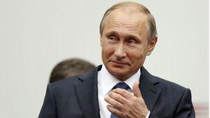 Putin Membela Serangan Udara Rusia di Suriah