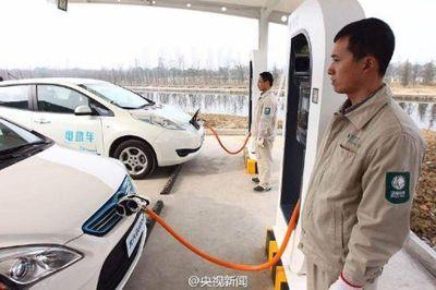 Sambut 5 Juta Mobil Listrik, China Perbanyak Stasiun Pengisian Baterai