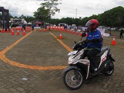 Yamaha Mio M3 Laris Manis di Jawa Barat
