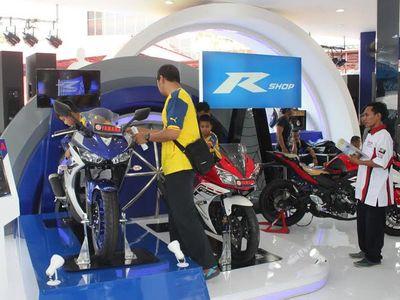 Yamaha Beri Edukasi Blue Core di SMK Bandung