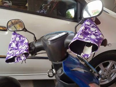 Sarung Tangan Motor Setang Banyak Disukai Ibu-ibu