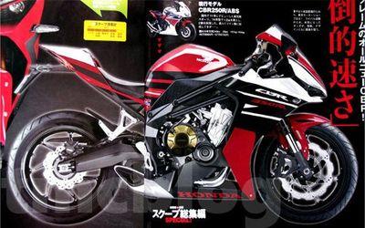 Di Eropa, Honda CBR250RR Bisa Jadi CBR350RR