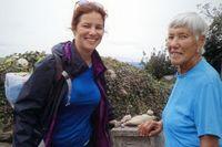 Luar Biasa, Nenek 82 Tahun Trekking 707 Km di Spanyol