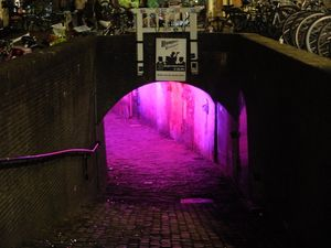 Saat Kota Utrecht Dipenuhi Cahaya Misterius