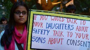 Dua Pria Diperiksa dalam Kasus Pemerkosaan Balita di India