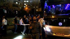5 Warga Israel Ditikam dalam Satu Hari