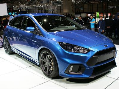 Tenaga Ford Focus RS Bakal Lebih Dahsyat