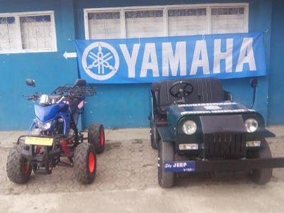 Cerita Kiki Hadiansyah, Pembuat Prototipe Jeep Bermesin Yamaha V-Ixion