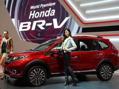 Siap-siap Rakit BR-V, Honda India Kerek Produksi