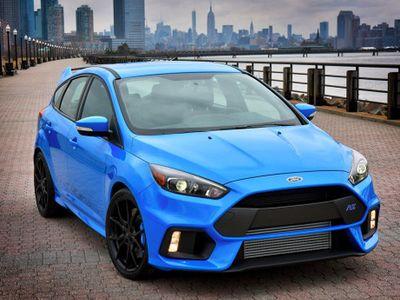 Baru Sebulan Diluncurkan, Ford Focus Terganas Laris Manis di Inggris