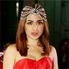 Jessica Iskandar Wow Dibalut Gaun Merah yang Dramatis