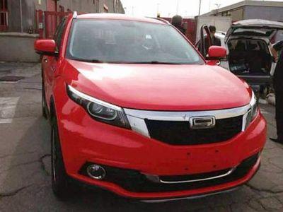 Varian Terbaru SUV Buatan Pabrikan Israel dan China Ini Siap Rangsek Eropa