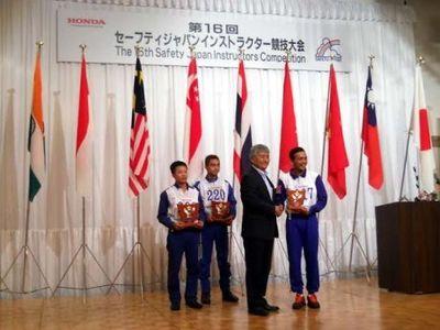 Ini Dia Juara Kompetisi Instruktur Keselamatan Berkendara dari Indonesia