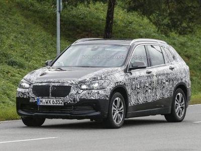 BMW Siapkan X1 Tujuh Kursi Terbaru