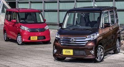 Nissan dan Mitsubishi Kerjasama Buat Mobil Mungil dan Mobil Listrik