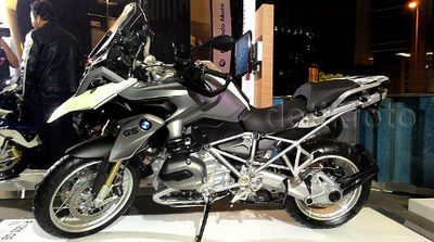BMW R 1200 GS Laris di Indonesia