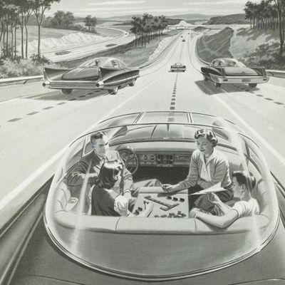 Ini Prediksi Langkah Mobil Otomatis di Masa Depan