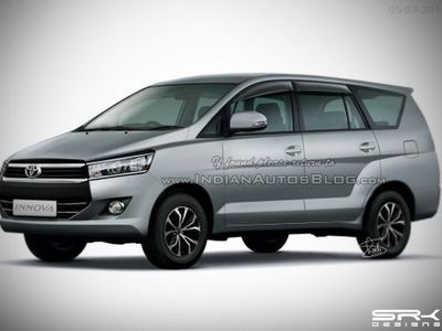 November 2015, Toyota Lahirkan Innova Terbaru?