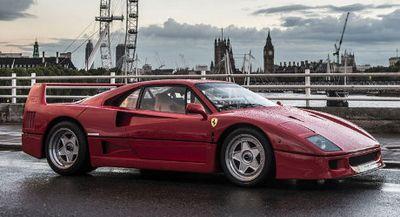 Ferrari Edisi Ulang Tahun ke-40 Ini Gagal Dilelang