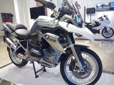 Diler BMW Motorrad di Jakarta Dibuka Tahun Depan