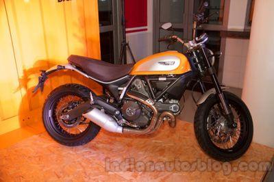 Garap Segmen Pemula, Ducati Siap Luncurkan Scrambler 400
