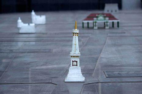 Yang Baru di Kota Gudeg, Miniatur Yogyakarta di Monumen Tugu