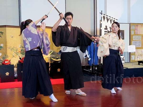 Chambara, Seni Bela Diri Senjata ala Samurai Jepang