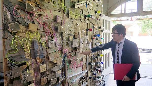 Jalan-jalan Melihat Pameran Seni di Kyoto Film and Art Festival 2015