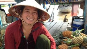 Delta Mekong dalam Ancaman
