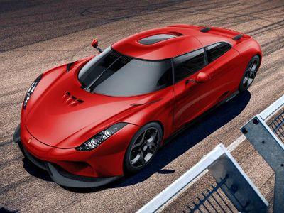 Inikah Tampilan Koenigsegg Regera 4 Pintu?