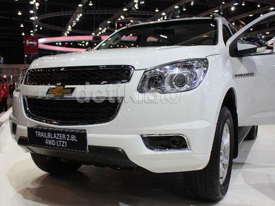 Chevrolet Mulai Pasarkan SUV Trailblazer di India