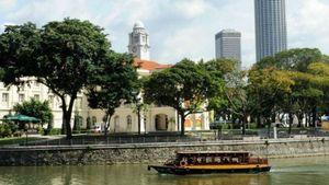 Singapura akan Kembalikan Patung dari Abad ke-11 ke India