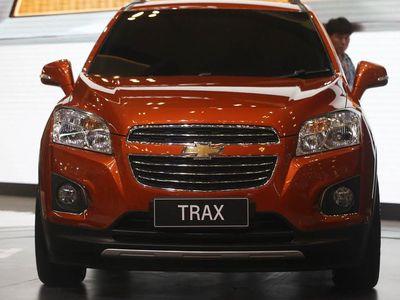 Ini Bocoran Chevrolet Trax yang Bakal Dijual di Indonesia