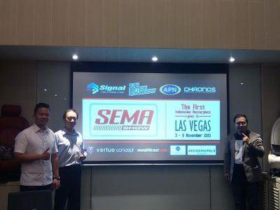 Hasil Modifikasi Indonesia Dipamerkan di SEMA Las Vegas