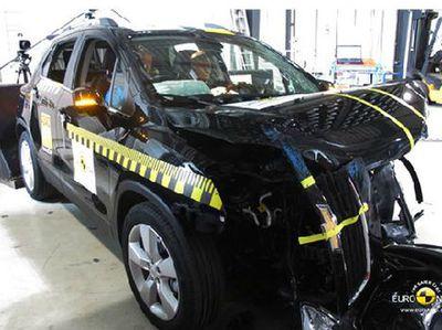 Chevrolet Trax Raih Bintang 5 Saat Uji Tabrak