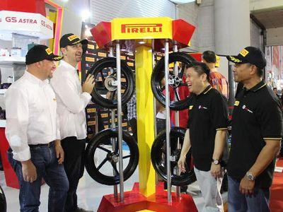 Ban Pirelli Indonesia Sudah Tembus Pasar Amerika Utara