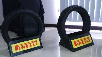 Sasar Motor Bebek dan Sport, Ban Pirelli Angel City Dijual Rp 250-750 Ribu