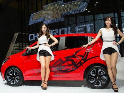 Chevrolet Spark Penyumbang Penjualan Terbanyak di Korea