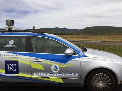 Mobil Tanpa Sopir Mulus Melaju Tanpa Gangguan Sejauh 2.400 Km