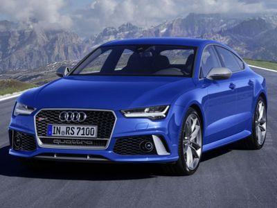 Bulan Depan Audi Kenalkan RS 7 Sportback Paling Hot